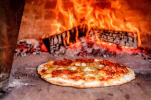 Opkomst   Bak een gezonde pizza