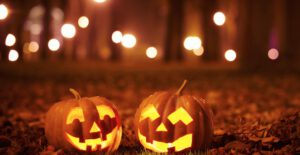 Opkomst: Halloween